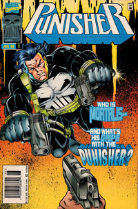 Cover Thumbnail for Punisher (Marvel, 1995 series) #8 [Newsstand]