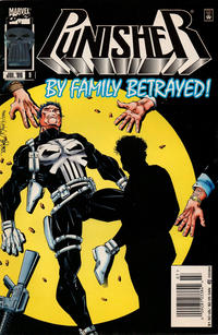 Cover Thumbnail for Punisher (Marvel, 1995 series) #9 [Newsstand]