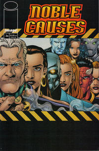 Cover Thumbnail for Noble Causes (Image, 2002 series) #3 [Cover B]