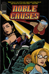 Cover Thumbnail for Noble Causes (Image, 2002 series) #4 [Cover B]