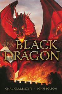 Cover Thumbnail for The Black Dragon (Titan, 2014 series)
