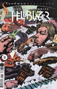 Cover Thumbnail for John Constantine Hellblazer (DC, 2020 series) #8