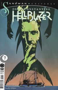 Cover Thumbnail for John Constantine Hellblazer (DC, 2020 series) #7