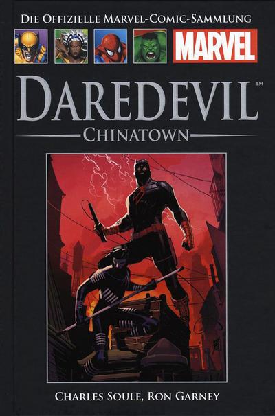 Cover for Die offizielle Marvel-Comic-Sammlung (Hachette [DE], 2013 series) #132 - Daredevil - Chinatown