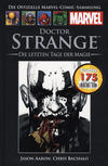 Cover for Die offizielle Marvel-Comic-Sammlung (Hachette [DE], 2013 series) #136 - Doctor Strange: Die letzten Tage der Magie