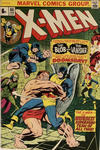 Cover Thumbnail for The X-Men (1963 series) #86 [British]