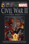 Cover for Die offizielle Marvel-Comic-Sammlung (Hachette [DE], 2013 series) #139 - Civil War II - Teil Eins