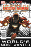 Cover for Invincible Iron Man (Marvel, 2008 series) #8 [Newsstand]