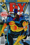 Cover for The Fly (DC, 1991 series) #4 [Newsstand]