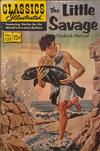 Cover Thumbnail for Classics Illustrated (1947 series) #137 [HRN 166] - The Little Savage
