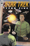 Cover for Star Trek: Year Five (IDW, 2019 series) #13 [Regular Cover]