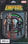 Cover for Empyre (Marvel, 2020 series) #4 [John Tyler Christopher '2-Pack Action Figure']