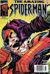 Cover for The Amazing Spider-Man (Marvel, 1999 series) #18 [Newsstand]
