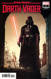 Cover for Star Wars: Darth Vader (Marvel, 2020 series) #2 [Raffaele Ienco]