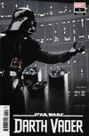 Cover for Star Wars: Darth Vader (Marvel, 2020 series) #1 [Movie Photo]