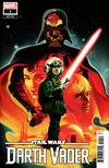 Cover for Star Wars: Darth Vader (Marvel, 2020 series) #1 [Mike Del Mundo]