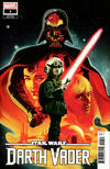 Cover for Star Wars: Darth Vader (Marvel, 2020 series) #1 [Mike Del Mundo]
