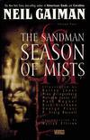 Cover Thumbnail for The Sandman: Season of Mists (1992 series) #4 [Tenth Printing]