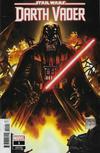 Cover for Star Wars: Darth Vader (Marvel, 2020 series) #1 [Tony Daniel]