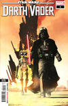 Cover for Star Wars: Darth Vader (Marvel, 2020 series) #1 [Second Printing]