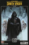 Cover for Star Wars: Darth Vader (Marvel, 2020 series) #3 [Chris Sprouse 'Empire Strikes Back 40th Anniversary']