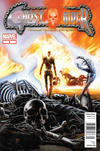 Cover for Ghost Rider (Marvel, 2011 series) #6 [Newsstand]