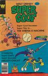 Cover Thumbnail for Walt Disney Super Goof (1965 series) #53 [Whitman]