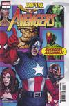 Cover for Empyre: Avengers (Marvel, 2020 series) #1