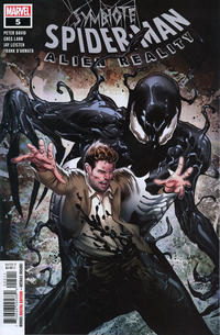 Cover Thumbnail for Symbiote Spider-Man: Alien Reality (Marvel, 2020 series) #5