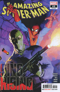 Cover Thumbnail for Amazing Spider-Man (Marvel, 2018 series) #45 (846)