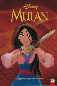 Cover Thumbnail for Disney Mulan: The Story of the Movie in Comics (Dark Horse, 2020 series)