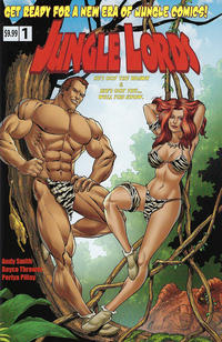 Cover Thumbnail for Jungle Lords / Ultra (Andy Smith, 2020 series) #1