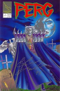 Cover Thumbnail for Perg (Lightning Comics [1990s], 1993 series) #1 [Platinum]