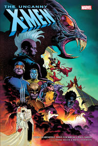 Cover Thumbnail for Uncanny X-Men Omnibus (Marvel, 2006 series) #3 [Jerome Opeña Cover]