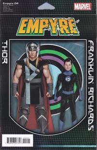 Cover Thumbnail for Empyre (Marvel, 2020 series) #4 [John Tyler Christopher '2-Pack Action Figure']