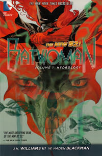 Cover Thumbnail for Batwoman (DC, 2013 series) #1 - Hydrology