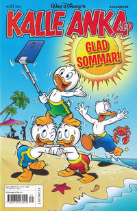 Cover Thumbnail for Kalle Anka & C:o (Egmont, 1997 series) #31/2020