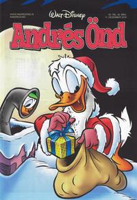 Cover Thumbnail for Andrés Önd (Edda, 2000 series) #50/2018