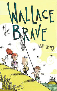 Cover Thumbnail for Wallace the Brave (Andrews McMeel, 2017 series) #1