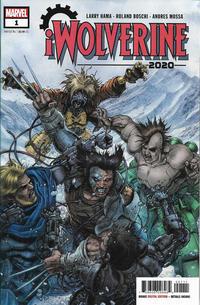 Cover Thumbnail for 2020 iWolverine (Marvel, 2020 series) #1