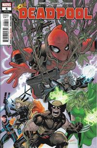 Cover Thumbnail for Deadpool (Marvel, 2020 series) #6 (321)