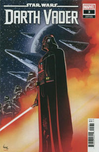 Cover Thumbnail for Star Wars: Darth Vader (Marvel, 2020 series) #3 [Aaron Kuder]