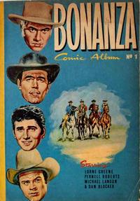 Cover Thumbnail for Bonanza Comic Album (World Distributors, 1964 series) #1