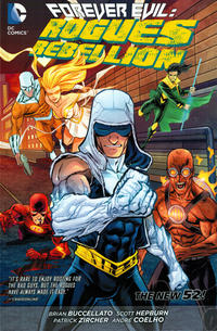 Cover Thumbnail for Forever Evil: Rogues Rebellion (DC, 2014 series)