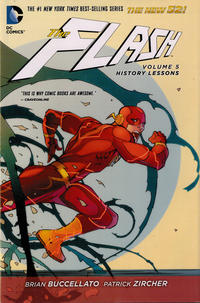 Cover Thumbnail for The Flash (DC, 2012 series) #5 - History Lessons
