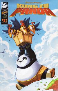 Cover Thumbnail for Kung Fu Panda (Ape Entertainment, 2011 series) #2