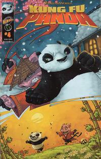 Cover Thumbnail for Kung Fu Panda (Ape Entertainment, 2011 series) #4