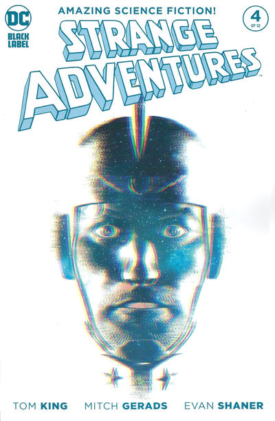 Cover for Strange Adventures (DC, 2020 series) #4