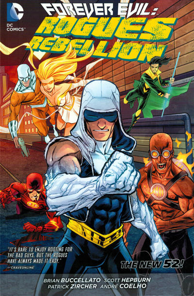 Cover for Forever Evil: Rogues Rebellion (DC, 2014 series)