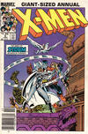 Cover for X-Men Annual (Marvel, 1970 series) #9 [Newsstand]